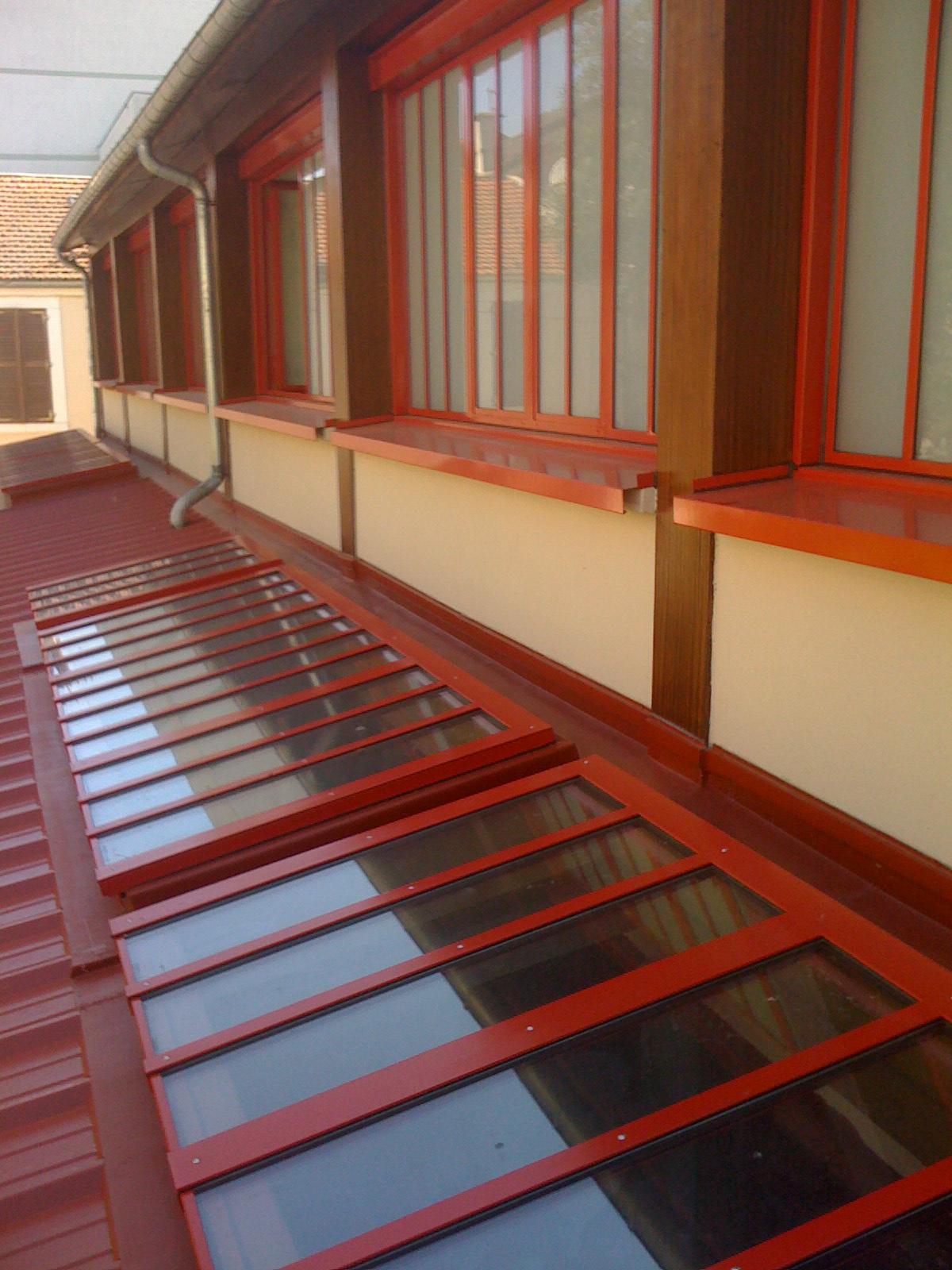 Metallerie - Verrières sur maisons particulieres 5