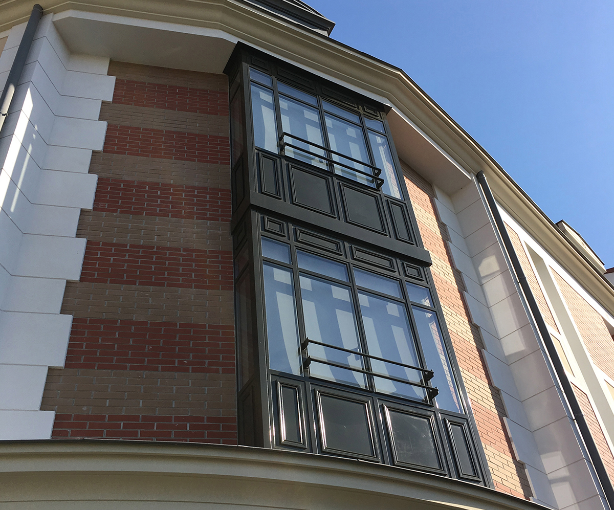 bow window rocroy paris bak menuiseries exterieures. Black Bedroom Furniture Sets. Home Design Ideas