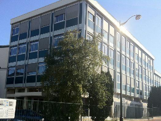 Menuiserie Exterieure Aluminium - Façades de bureaux RUEIL MALMAISON 1