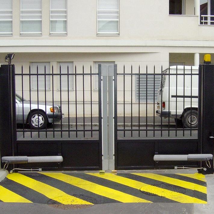 Motorisation et Contrôle d'accès - Portail collectif motorisé - PORTAIL PC Résidentiel 3